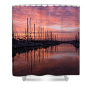 Memories Of Last Summer Shower Curtain by Heidi Smith