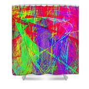 Mother of Exiles 20130618p120 Shower Curtain by Wingsdomain Art and Photography