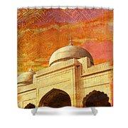 Moti Masjid Shower Curtain by Catf