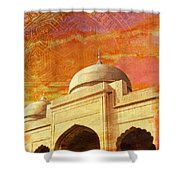 Moti Masjid Shower Curtain by Catf