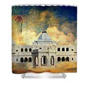 Nawab's Palace Shower Curtain by Catf