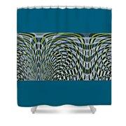 Ocean Dream Shower Curtain by Ben and Raisa Gertsberg