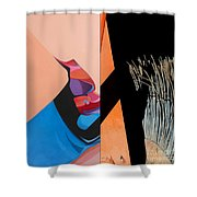 p HOTography 165 Shower Curtain by Marlene Burns