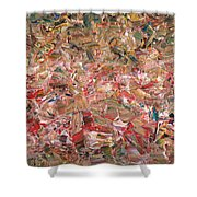 Paint Number 56 Shower Curtain by James W Johnson