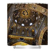 Palatine Chapel Shower Curtain by RicardMN Photography