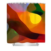 Paradise Found 2 Shower Curtain by Amy Vangsgard