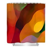 Paradise Found 3 Shower Curtain by Amy Vangsgard