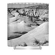 Paria Utah Iv Shower Curtain by Dave Gordon