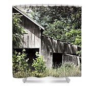 Passing of Time Shower Curtain by Tom Gari Gallery-Three-Photography