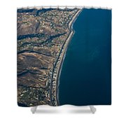 PCH Shower Curtain by John Daly