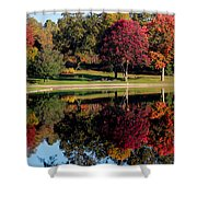 Perfect Day Shower Curtain by Rob Blair