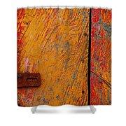 Pescarosa Shower Curtain by Skip Hunt