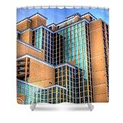 Phoenix West II Shower Curtain by Michael Thomas