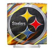 Pittsburgh Steelers Football Canvas Print Canvas Art By Tony Rubino