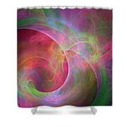 Placeres-02 Shower Curtain by RochVanh