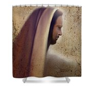 Prince Of Peace Shower Curtain by Kume Bryant