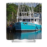 Prince Of Peace Shower Curtain by Michael Thomas