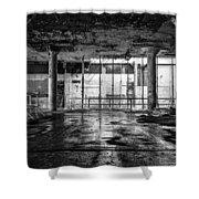 Rejuvenation Shower Curtain by CJ Schmit