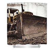 Restore The Shore Shower Curtain by Tom Gari Gallery-Three-Photography