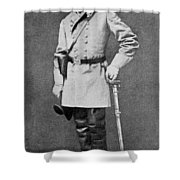 Robert E Lee Shower Curtain by American School