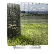 Room with a View Shower Curtain by Jean Noren