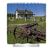 Rural Ontario Shower Curtain by Steve Harrington