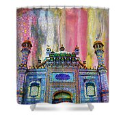 Sachal Sarmast Tomb Shower Curtain by Catf