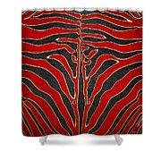 Safari  Shower Curtain by Serge Averbukh