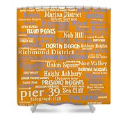San Francisco 20130710p168 Shower Curtain by Wingsdomain Art and Photography
