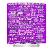 San Francisco 20130710p60 Shower Curtain by Wingsdomain Art and Photography