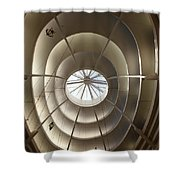 San Francisco Nordstrom Department Store - 5d20638 Shower Curtain by Wingsdomain Art and Photography