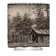 See Rock City  Shower Curtain by Debra and Dave Vanderlaan