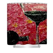 Sensual illusions  Shower Curtain by Mark Moore