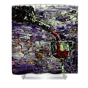 Sensual Pleasures  Shower Curtain by Mark Moore