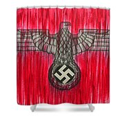 Seven Deadly Sins - Pride Shower Curtain by Lynet McDonald