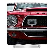 Shelby Mustang Shower Curtain by Gordon Dean II