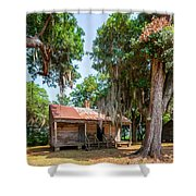 Slave Quarters 2 Shower Curtain by Steve Harrington