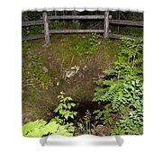 Smithwick Copper Mine Isle Royale National Park Shower Curtain by Jason O Watson