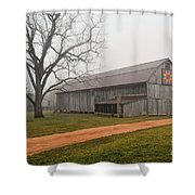 Southern Maryland Charm II Shower Curtain by Susan Smith