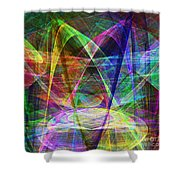 Space Odyssey 20130511 Shower Curtain by Wingsdomain Art and Photography