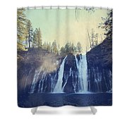 Splendor Shower Curtain by Laurie Search