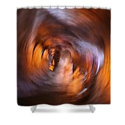 Stalactite Cave Shower Curtain by Doc Braham