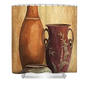 Still Life-h Shower Curtain by Jean Plout