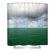 Storm Clouds Gathering Shower Curtain by Fabrizio Troiani