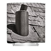 Stove Pipe Shower Curtain by Kelley King