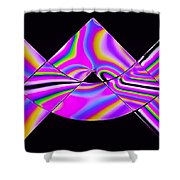 Stress Test 2 Shower Curtain by Bill Caldwell -        ABeautifulSky Photography