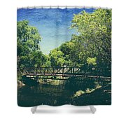 Summer Draws Near Shower Curtain by Laurie Search
