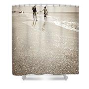 Summer Memories Shower Curtain by Edward Fielding