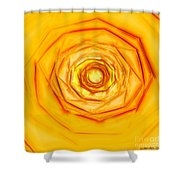 Summer Sun Shower Curtain by Methune Hively
