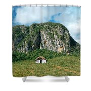 Summertime On The Prairie.. Shower Curtain by A Rey